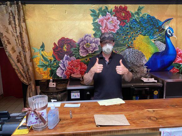 COVID Support Thai Kitchen